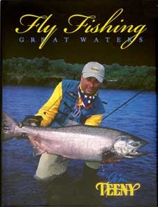 "Book, ""Fly Fishing Great Waters"""